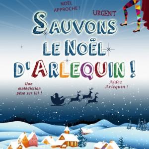 Sauvons le Noël d'Arlequin à Fontainebleau @ Fontainebleau | Fontainebleau | Île-de-France | France