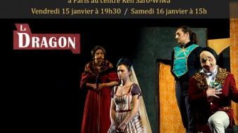 2 représentations du Dragon à Paris