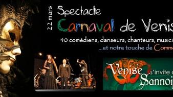 Spectacle Carnaval de Venise : A Tout Va à Sannois !