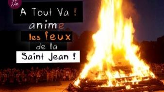 Feux de la Saint-Jean Commedia, à Sceaux !