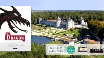Le Dragon au château de La Roche-Courbon